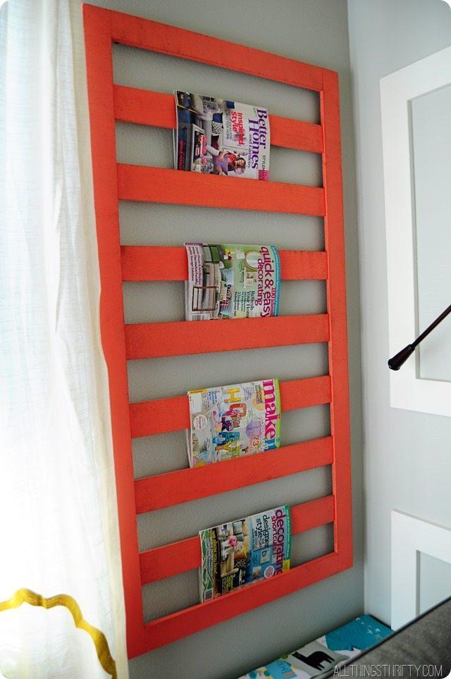coral-decorating-accessories-magazine-rack
