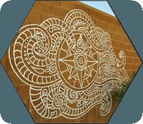 diy-backyard-mural