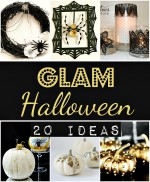 Glam Halloween Decorations
