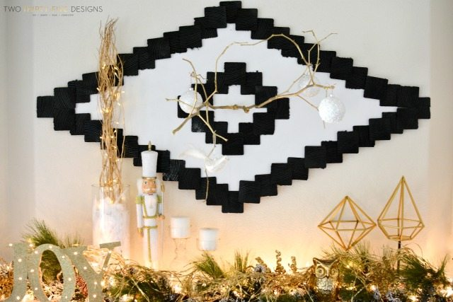 Faux Antlers by Two Thirty~Five Designs