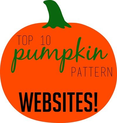 best-pumpkin-pattern-websites