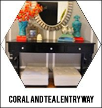 coral-and-teal-entryway