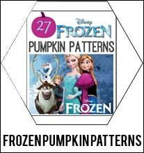 frozen pumpkin patterns