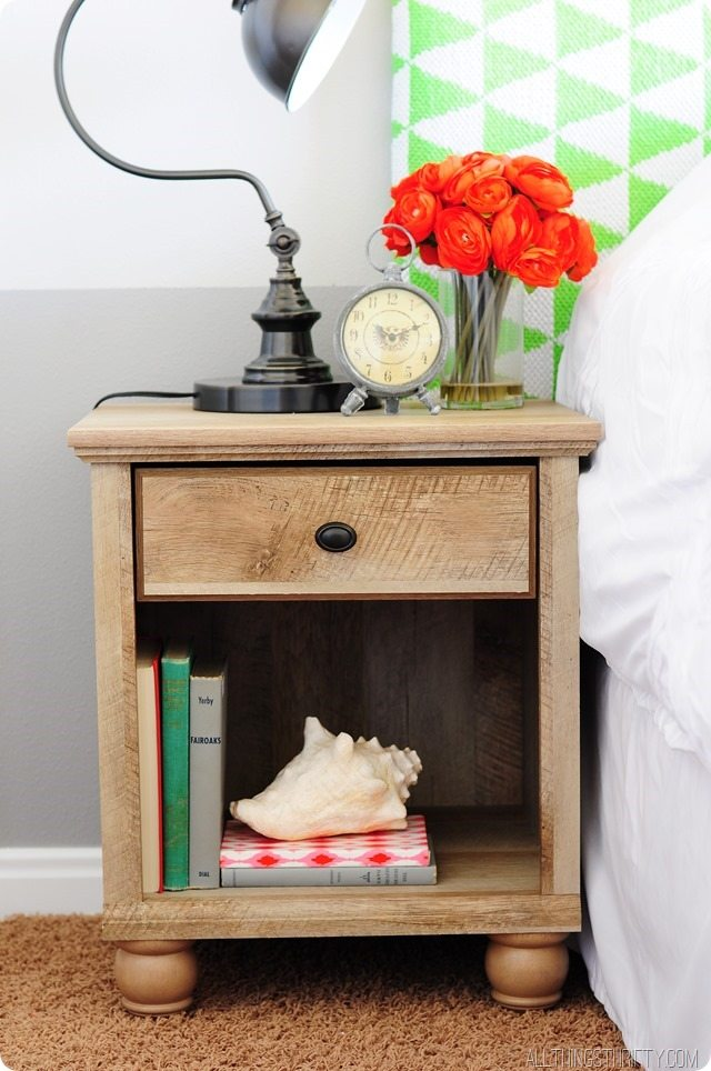 36 essentials for any guest room Things to use as nightstands