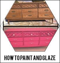 how-to-paint-and-glaze-furniture