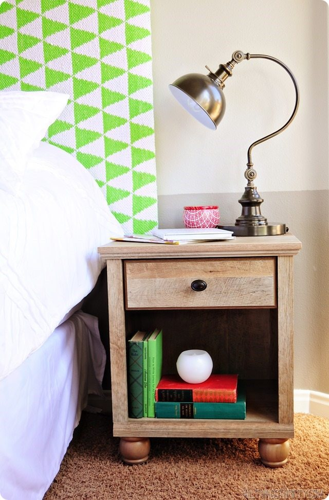36 essentials for any guest room all things thrifty Things to use as nightstands