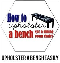 upholster-a-bench
