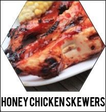 honey-chicken-skewers