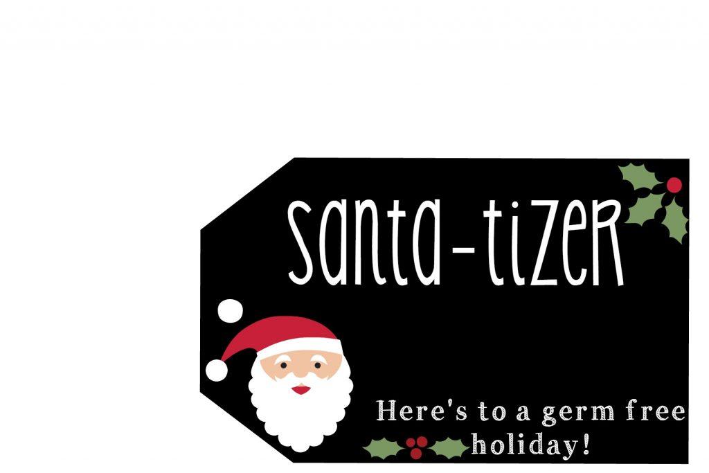 image regarding We Wash You a Merry Christmas Free Printable named Free of charge Printables for Buddies, Neighbors, Teachersetc