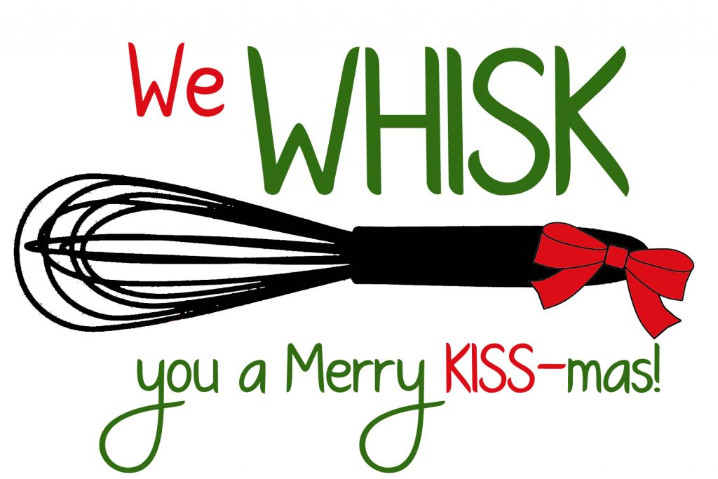 image relating to We Whisk You a Merry Kissmas Printable Tag named Totally free Printables for Good friends, Neighbors, Teachersetc