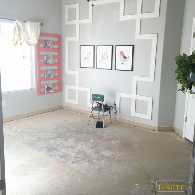 Flooring REVEAL! Home Legend Barrett Distressed Hickory from The ...