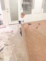 Carpet Removal Tips and Tricks