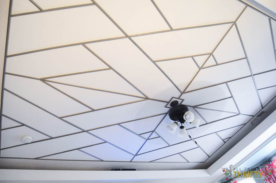 Thrifty Ceiling Project with Dowels (12 of 18)
