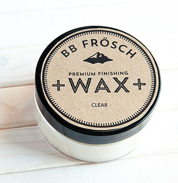 BB Frösch Premium Finishing Wax