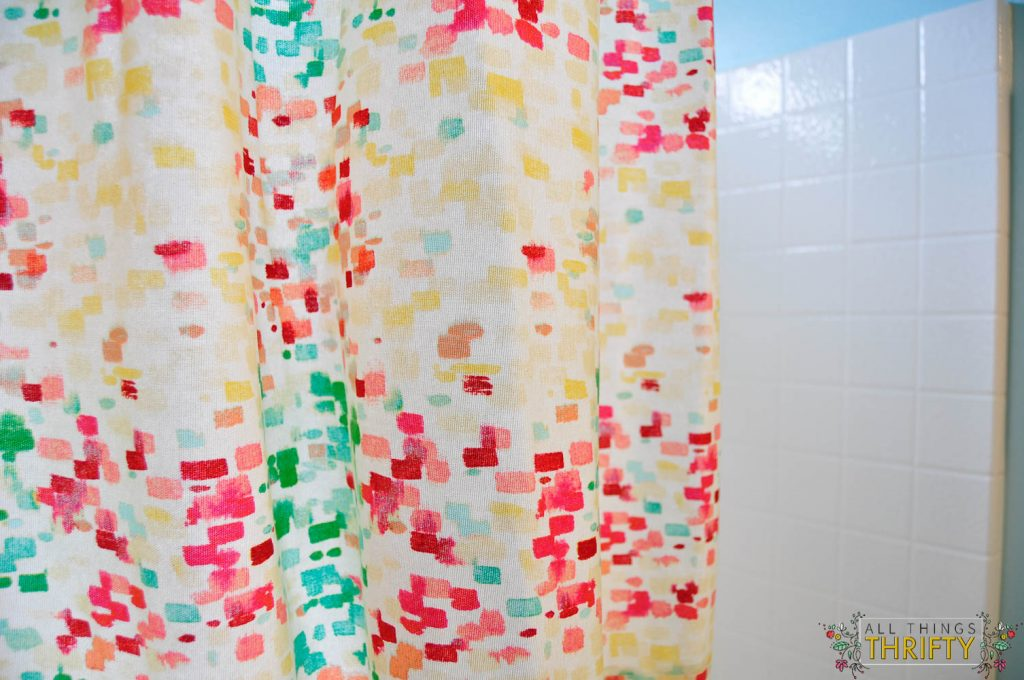 Bathroom Makeover Giveaway 2015 bathroom makeover from yucky tan to bright and airy | all things