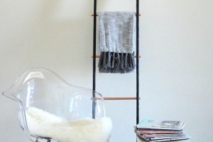 Copper Ladder by Two Thirty~Five Designs