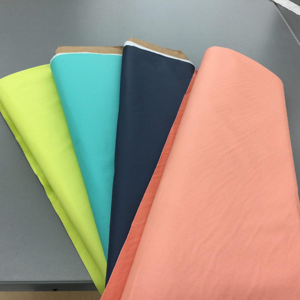 Colorful Vinyl Fabric