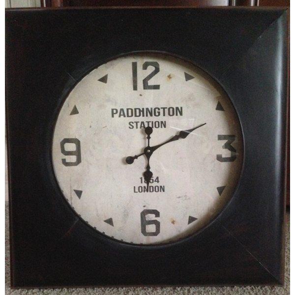 ATT Metal Clock Makeover 1a