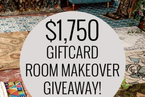 HUGE WORLD MARKET GIVEAWAY!