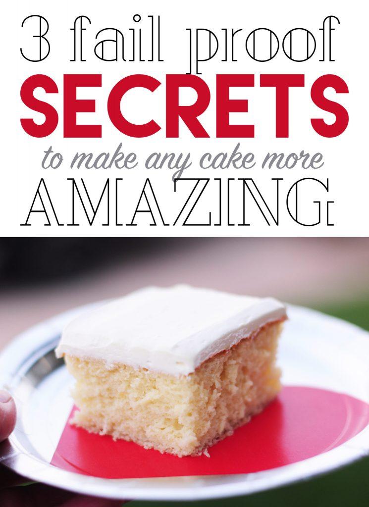 eat more cake recipe
