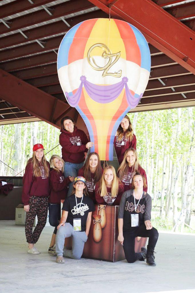 wizard of oz girls camp ideas LDS