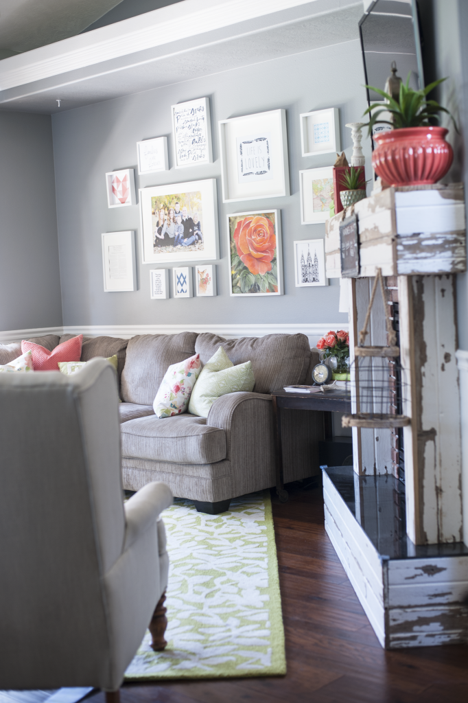 All Things Thrifty Home Tour 2015