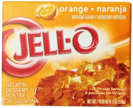 Citrus Jello Pudding Delight! {Lemon and Orange}