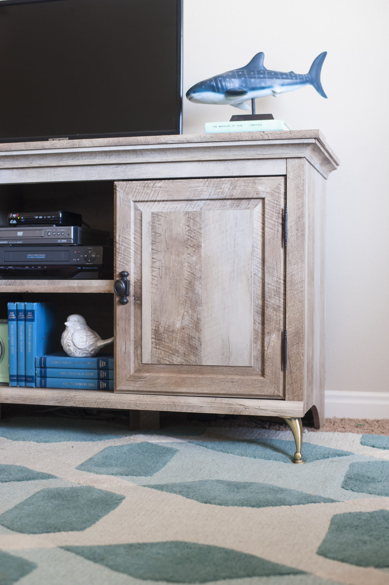 Crossmill Media Cabinet By BHG Live Better