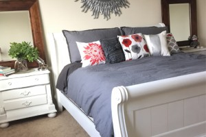 Clearance Sticker Bedroom Makeover
