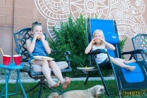 The Perfect Anti-Pinterest Backyard BBQ