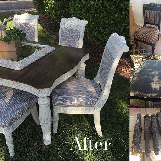 ATT Faux Stain Weathered Wood 1