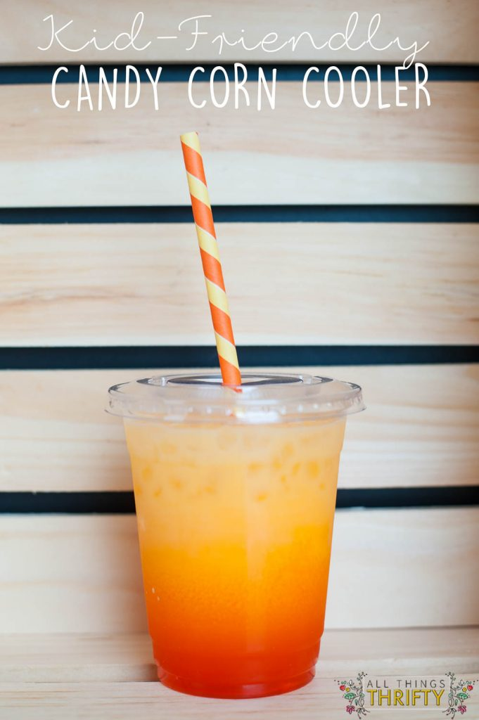 Kid Friendly Candy Corn Coctail-2
