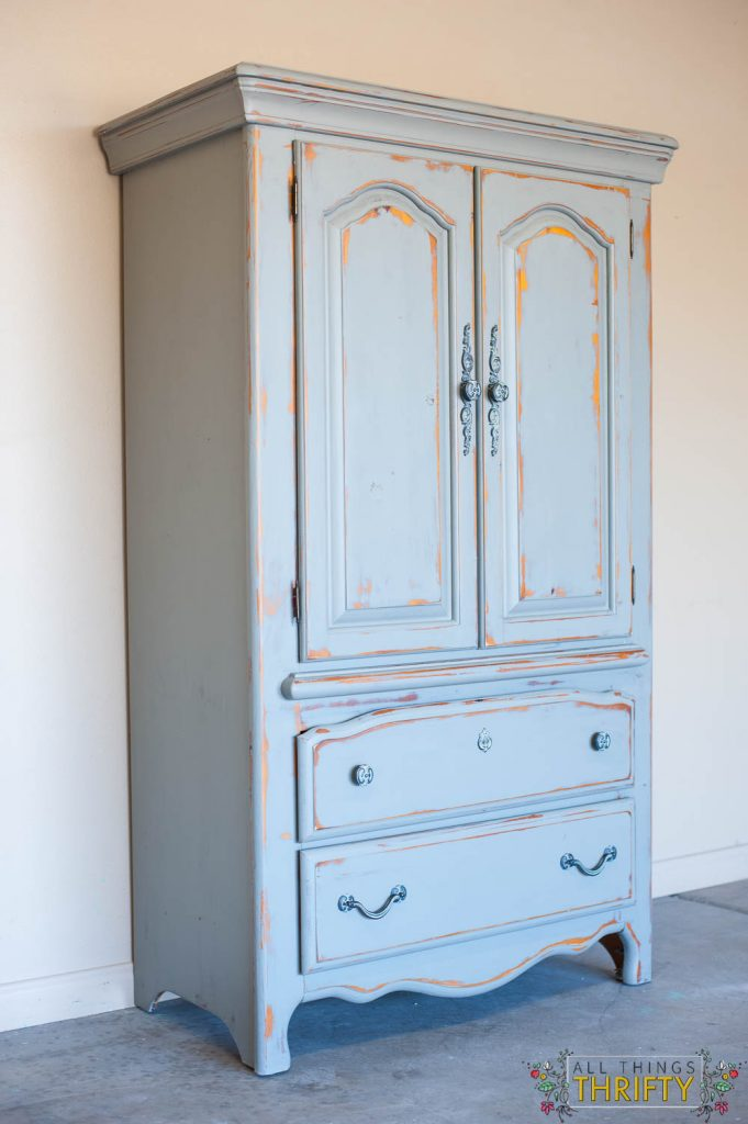 How Do You Do Chalk Paint On Dark Furniture