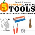 5 Essential Pumpkin Carving Tools that Every Family Should Own