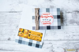 Free Printable Christmas Gift Card Holders