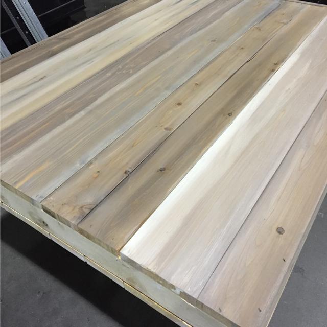 ATT Faux Stain Plank Wall 5