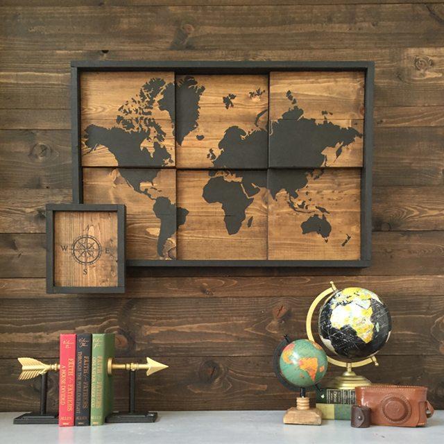 att map wall art 11