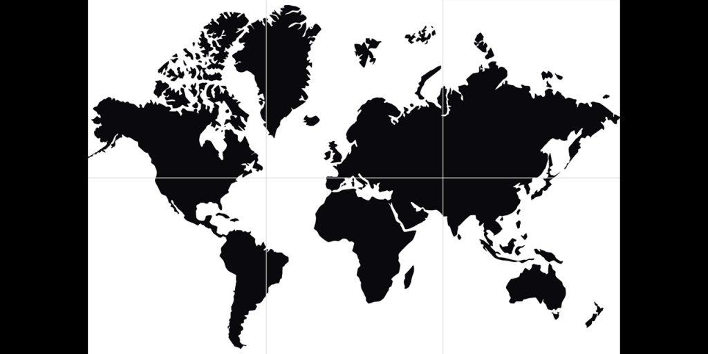 ATT Map Wall Art 4a
