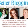 Better Blogging Seminars All in One PLACE