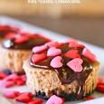Mini Nutella Cheesecakes