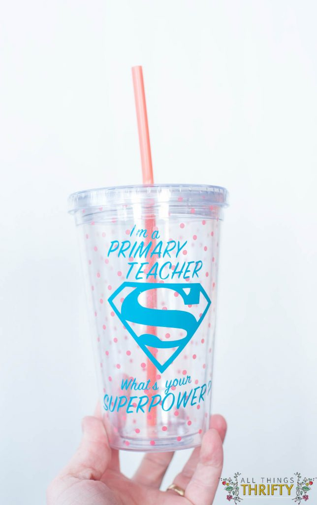 Primary Teacher Birthday Cups 2