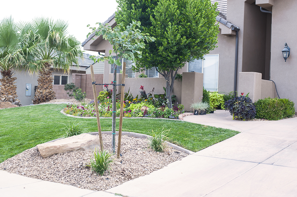 front-yard-flower-bed-landscaping-project-for-web2