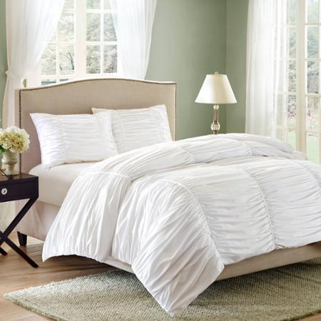 White BHG Bedding