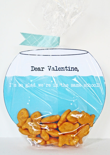 17 totally amazing valentine printables all things thrifty for Gold fish card game