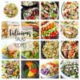 17 Different Salad Recipes