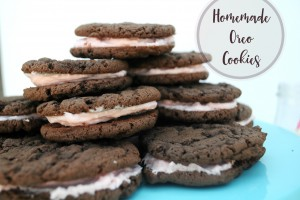 Homemade Oreo Cookies 2