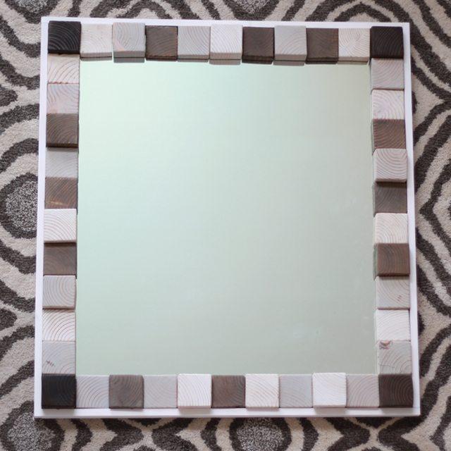 Scrapwood Mirror 16