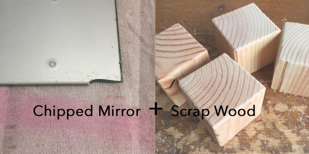 Scrapwood Mirror 1a