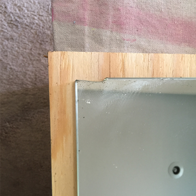 Scrapwood Mirror 6