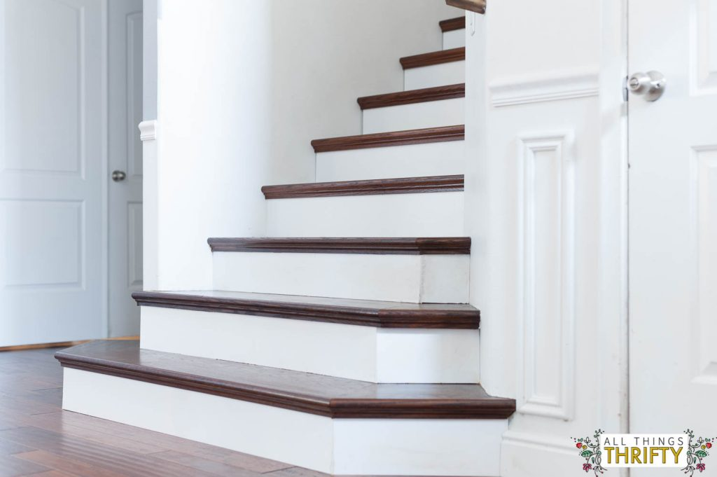 New stair treads are simple to install with these instructions.
